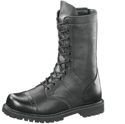 "Picture of Bates 2184 Paratrooper 11"" Zip Boot (Black)"