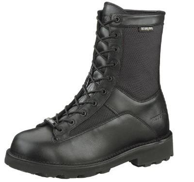 "Picture of Bates 3140 Defender 8"" Side Zip Boot (Black)"
