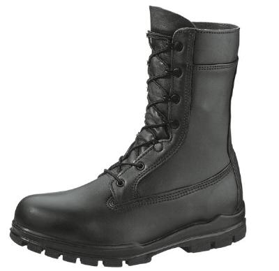 Picture of Bates 1621 US Navy DuraShocks (Steel/Toe) Black