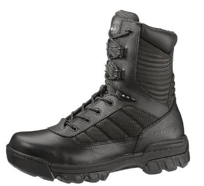 Picture of Bates 2263 Side Zip Boot (Safety/Toe) Black