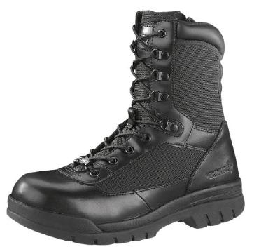 "Picture of Bates 2320 Side Zip 8"" Insulated Boot (Steel/Toe) Black"