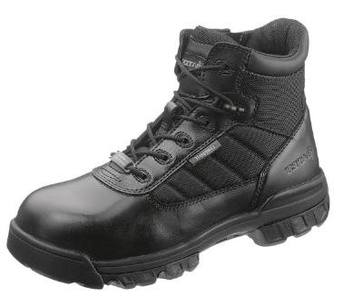 "Picture of Bates 2264 Ultralite 5"" Boot (Safety/Toe) Black"