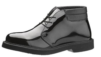 Picture of Bates 0053 Lites Gloss Chukka (Black)