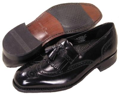 Picture of Florsheim Lexington Kilt Tassel (Black)