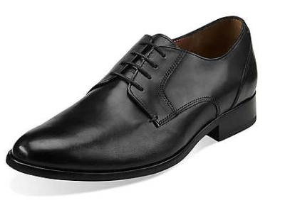 Picture of Bostonian Trem Plain Toe Oxford (Black)
