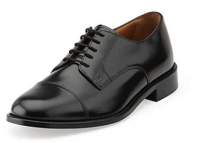 Picture of Bostonian Andover Cap Toe Oxford (Black)