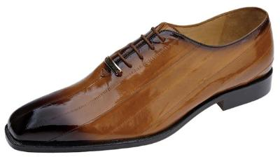 Picture of Belvedere Stella EEL Oxford (Camel/Gray)