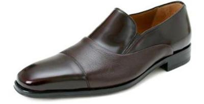 Picture of Mezlan Knowles Cap Toe Slipon