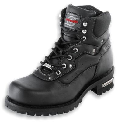 Picture of Milwaukee Biker Mechanic Boot (Black)