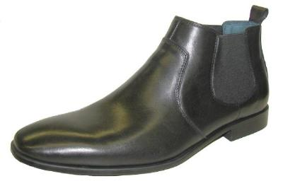 Picture of Giorgio Brutini Side Gore Boot (Black)