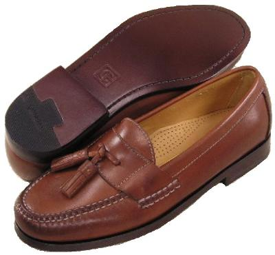 Picture of Cole Haan Pinch Tassel Loafer (Tan)