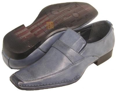 Picture of Brixton Ethon Slipon (Blue)