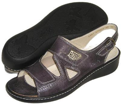 Picture of Fidelio Hallux Fabia Bunion Relief Sandal 434004 (Grey)