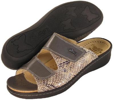 Picture of Fidelio Hallux Fabia Bunion Relief Sandal 33719 (Grey)