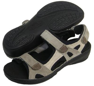 Picture of Fidelio Women's Adjustable Performance Sandal 445007 (Fango)