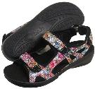 Picture of Fidelio Women's Adjustable Performance Sandal 445007 (Multi)